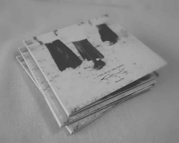 CYRIL SECQ ORLA WREN | Branches (Dronarivm) – CD
