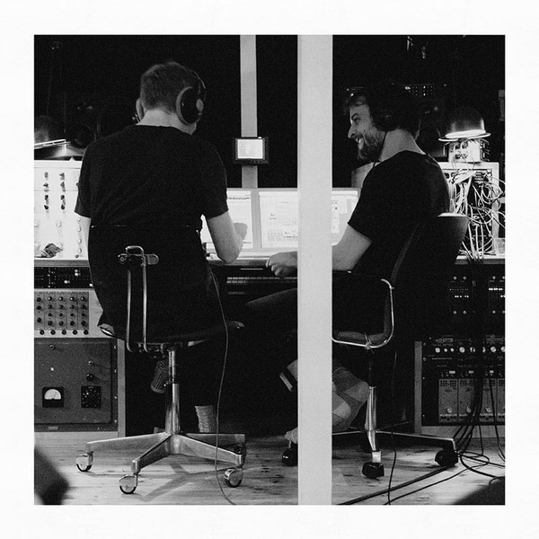 OLAFUR ARNALDS & NILS FRAHM | Trance Frendz – Vinyl