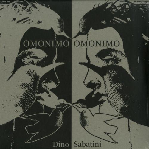 DINO SABATINI | Omonimo (Outis Music) - CD/Vinyl