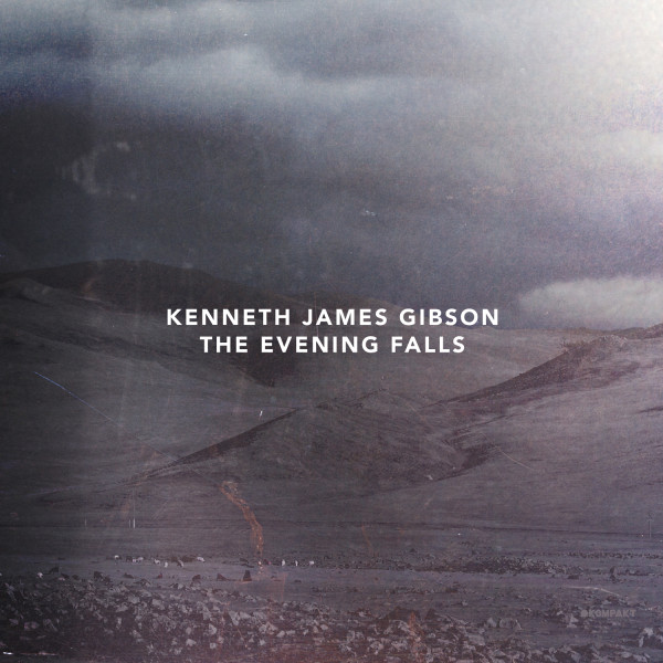 KENNETH JAMES GIBSON | The Evening Falls – CD