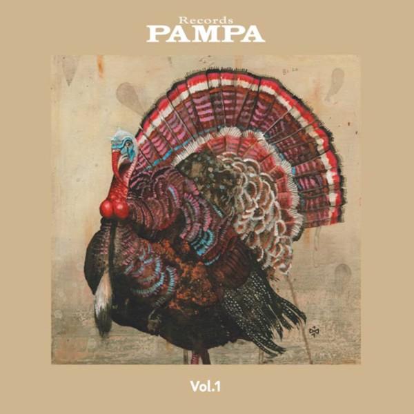Pampa Vol. 1 | Various Artists (Pampa Records) – CD/Vinyl