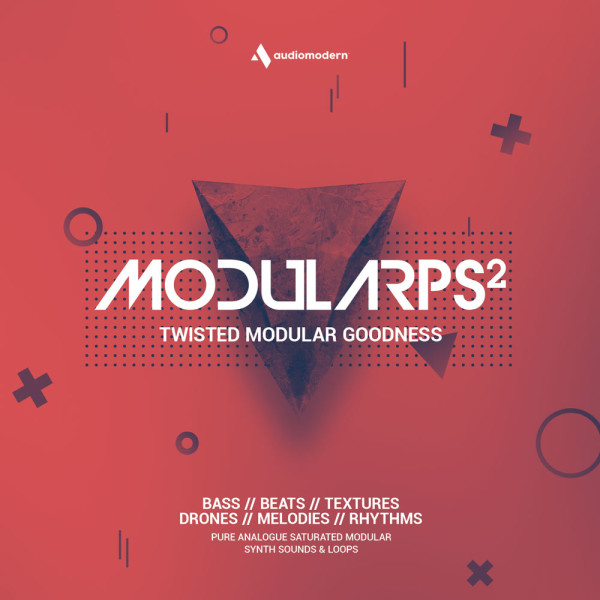 ModulARPS 2 | Sample Pack (Audiomodern)