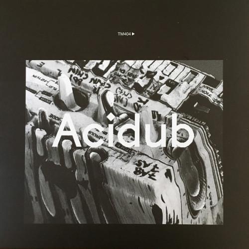 TM404 | Acidub (Kontra-Musik) - Vinyl