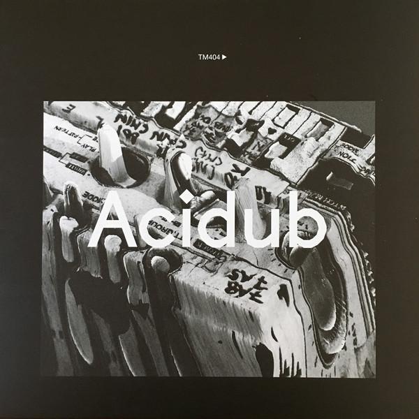 TM404   Acidub (Kontra-Musik) – Vinyl