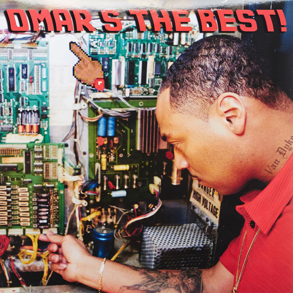 OMAR S | The Best (FXHE Records) – Vinyl