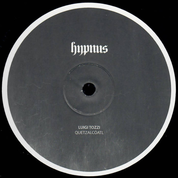LUIGI TOZZI | Quetzalcóatl (Hypnus Records) – Vinyl