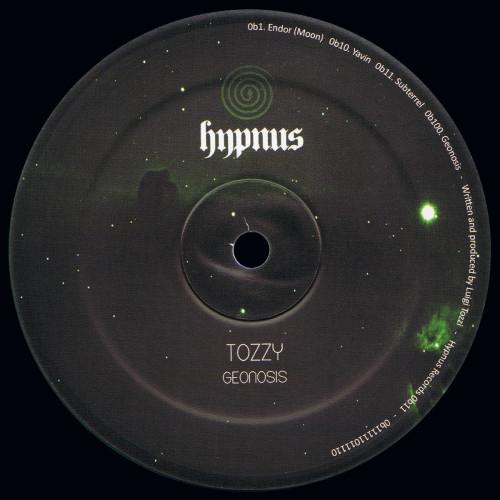 TOZZY | Geonosis (Hypnus Records) - Vinyl