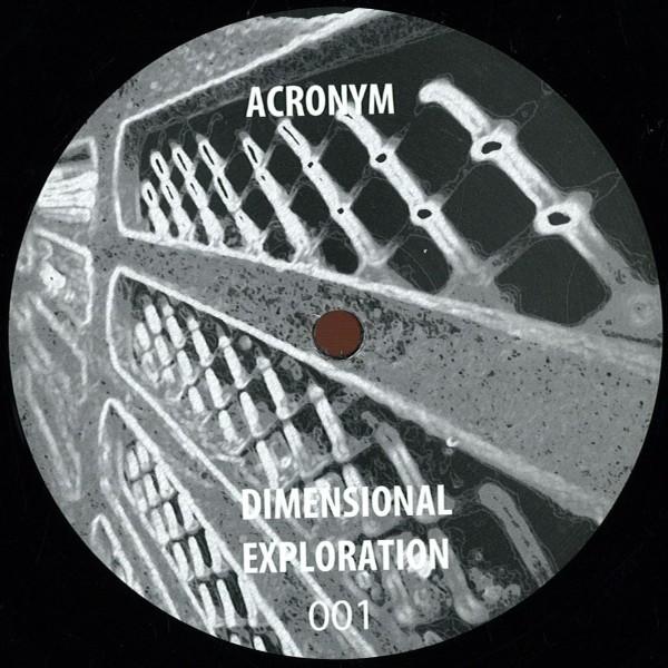 ACRONYM | Dimensional Exploration 001 – EP