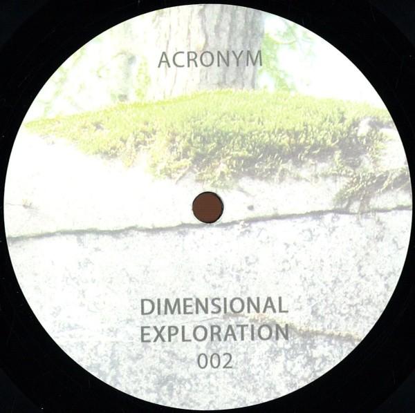 ACRONYM | Dimensional Exploration 002 – EP