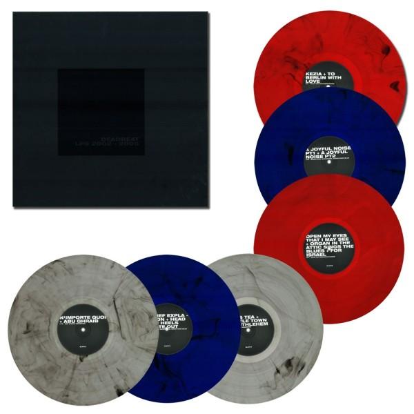 DEADBEAT | LPs 2002-2005 (BLKRTZ) – Vinyl Box