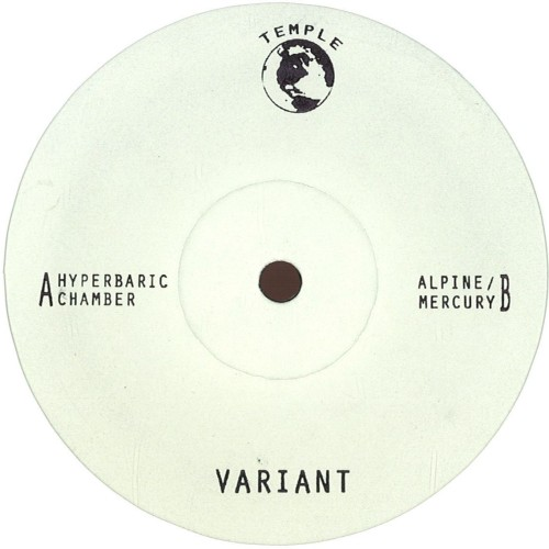 VARIANT | Hyperbaric Chamber (Temple) - Vinyl