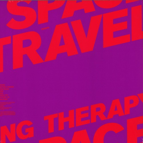 SPACE TRAVEL | Dancing Therapy ( Perlon ) - LP / CD