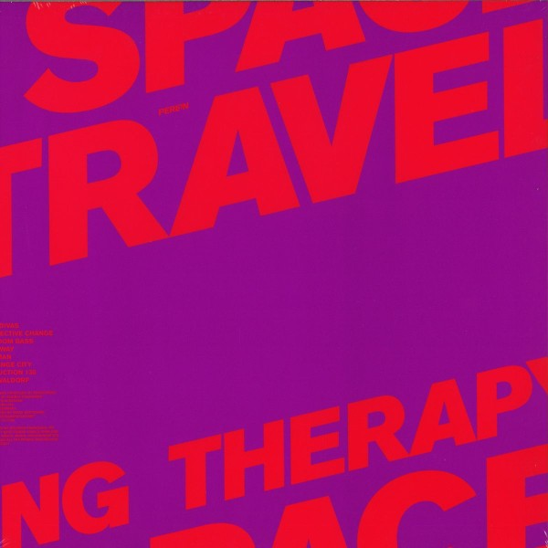 SPACE TRAVEL | Dancing Therapy ( Perlon ) – LP / CD