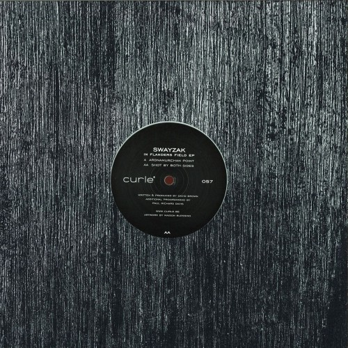 SWAYZAK | In Flanders Field EP ( Curle Recordings )