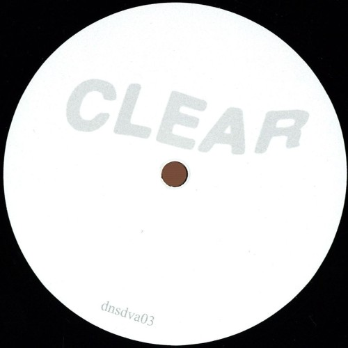 DVA DAMAS | Clear Cut ( Downwards ) - EP