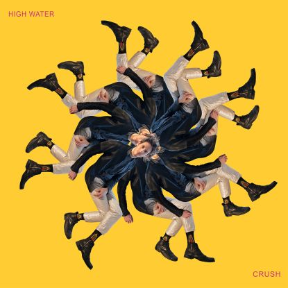 HIGH WATER | Crush ( Other People ) - LP