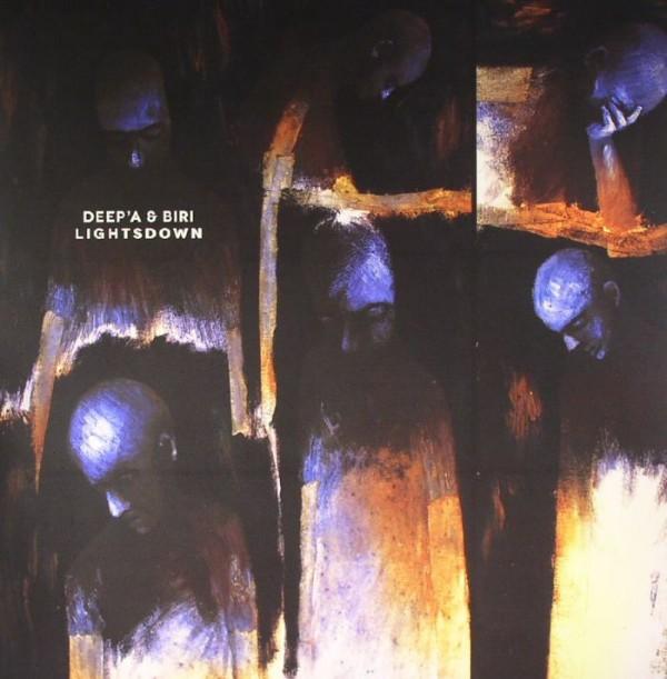 DEEP'A & BIRI | Lightsdown ( Black Crow Records ) – EP