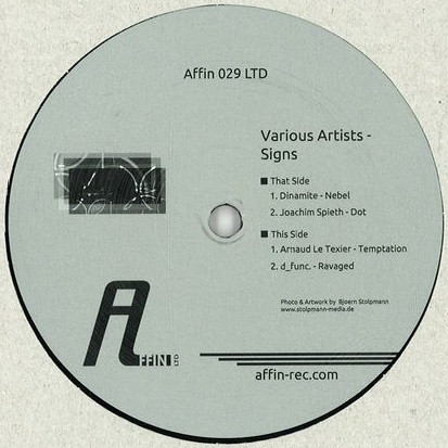 VARIOUS ARTISTS | Signs ( Affin LTD ) - EP
