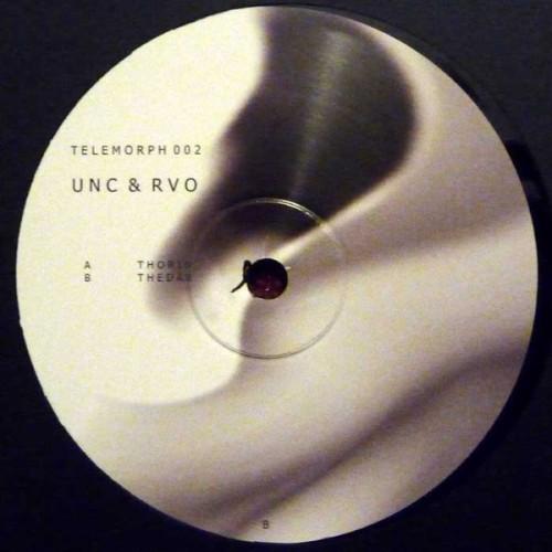 UNC & REGGY VAN OERS | Thedar ( Telemorph ) - EP