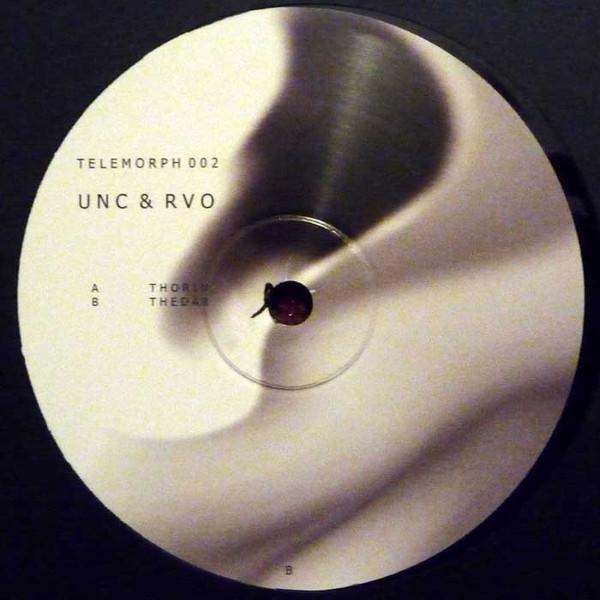 UNC & REGGY VAN OERS | Thedar ( Telemorph ) – EP