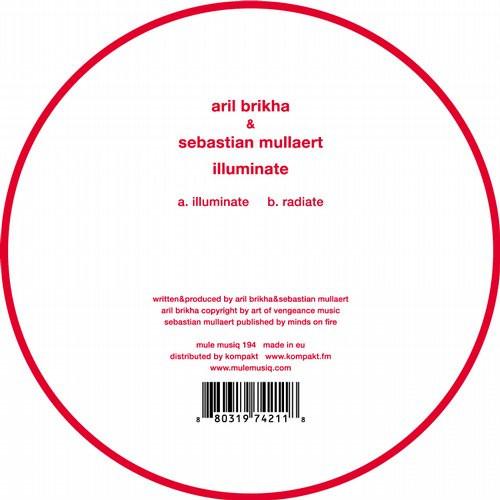 SEBASTIEN MULLAERT & ARIL BRIKHA | Illuminate ( Mule Musiq ) - EP