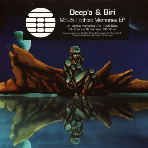 DEEP'A & BIRI | Echoic Memories EP ( Transmat )