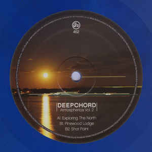 DEEPCHORD | Atmospherica Vol. 2 ( Soma Quality Recordings ) - EP