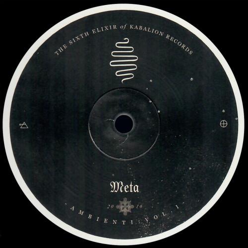 META | Ambienti: Vol. I ( Kabalion ) - EP