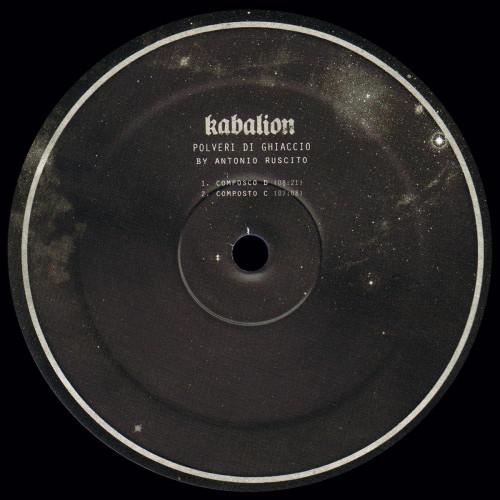 ANTONIO RUSCITO - YUKA | The First Elixir ( Kabalion ) - EP
