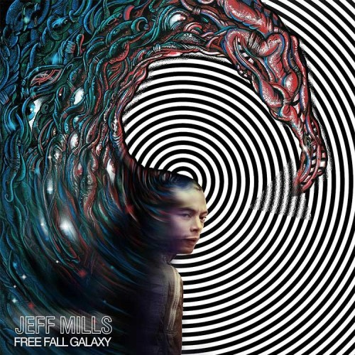 JEFF MILLS | Free Fall Galaxy (Axis Records) - CD