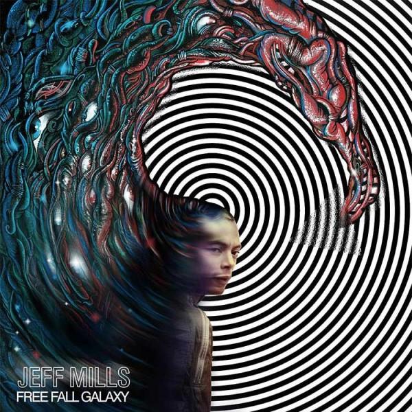 JEFF MILLS | Free Fall Galaxy (Axis Records) – CD