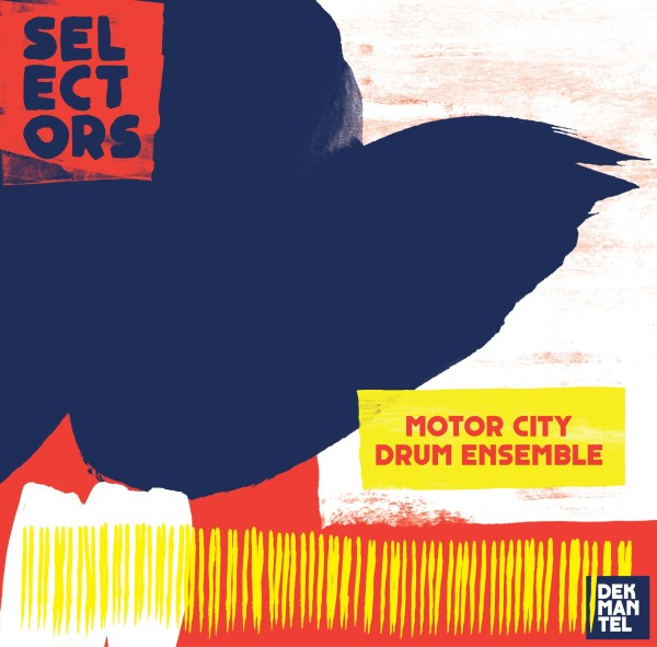 MOTOR CITY DRUM ENSEMBLE | Selektor 001 (Dekmantel) – CD