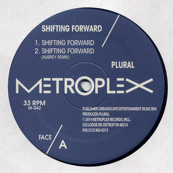 PLURAL   Shifting Forward ( Metroplex ) – EP