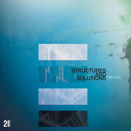 VARIOUS ARTISTS | Structures And Solutions: 1996-2016 ( Blueprint ) - LP