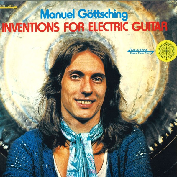 MANUEL GOTTSCHING | Inventions For Electric Guitar (MG.ART) – CD/LP