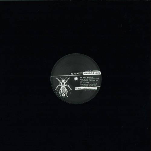 ASYMPTOTE | Behind The Scene (Suburban Avenue) - Vinyl