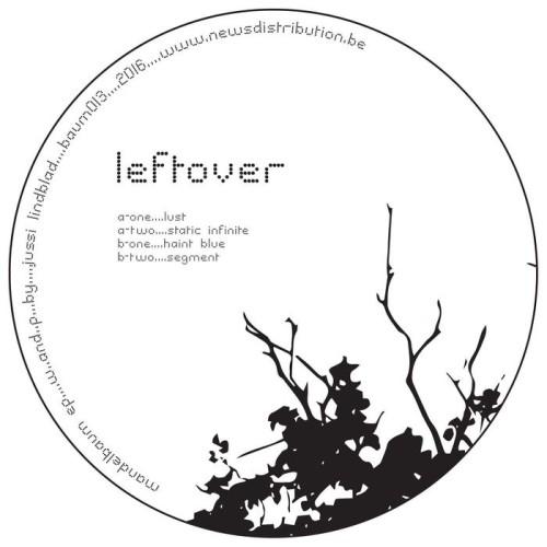 LEFTOVER | Mandelbaum (Baum Records) - Vinyl