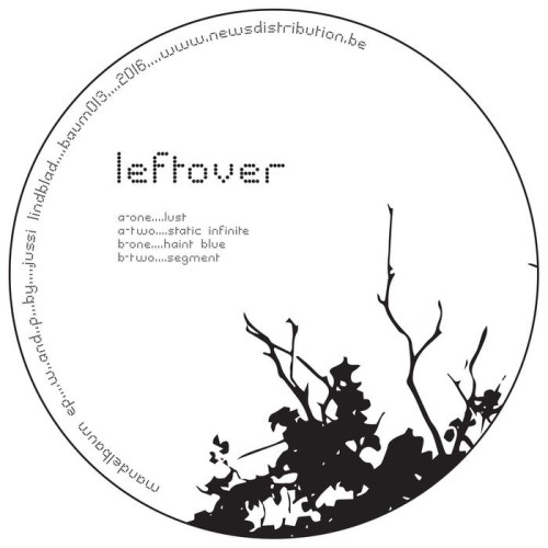 LEFTOVER | Mandelbaum (Baum Records) - EP