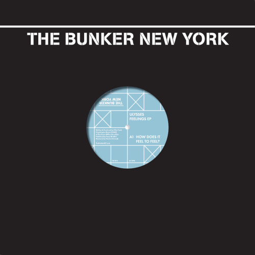 ULYSSES | Feelings (The Bunker New-York) - Vinyl