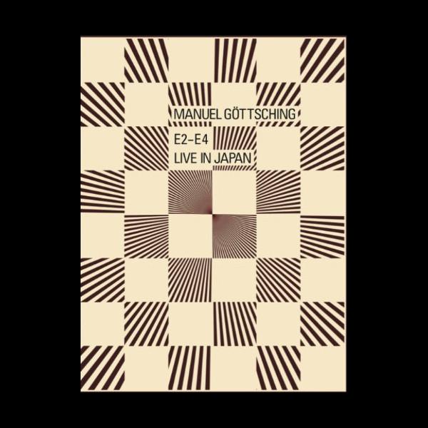 MANUEL GOTTSCHING | E2-E4 Live In Japan (MG.ART) – CD/DVD