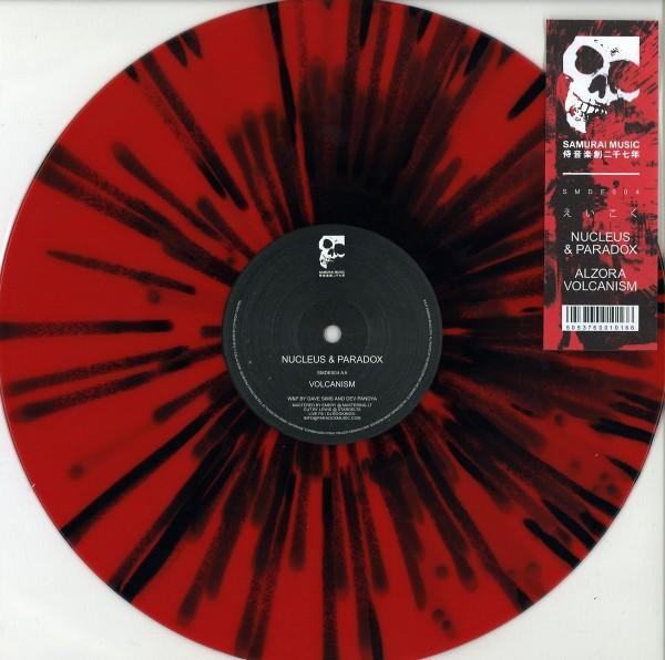 NUCLEUS & PARADOX | Alzora / Volcanism (Samurai Music) – EP