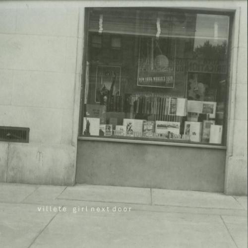 VILLETE   Girl Next Door (Scissor and Thread) - EP