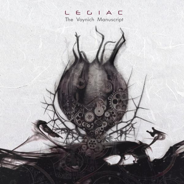 LEGIAC | The Voynich Manuscript (Dronarivm) – CD