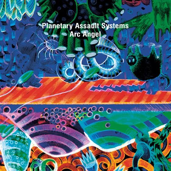 PLANETARY ASSAULT SYSTEMS | Arc Angel (Ostgut Ton) – CD