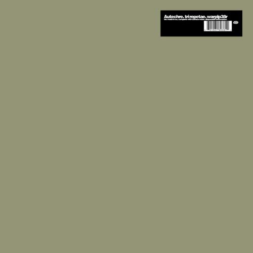 AUTECHRE | Tri Repetae (Warp) - Vinyl