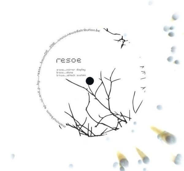RESOE   Mammutbaum Ep (Baum Records)