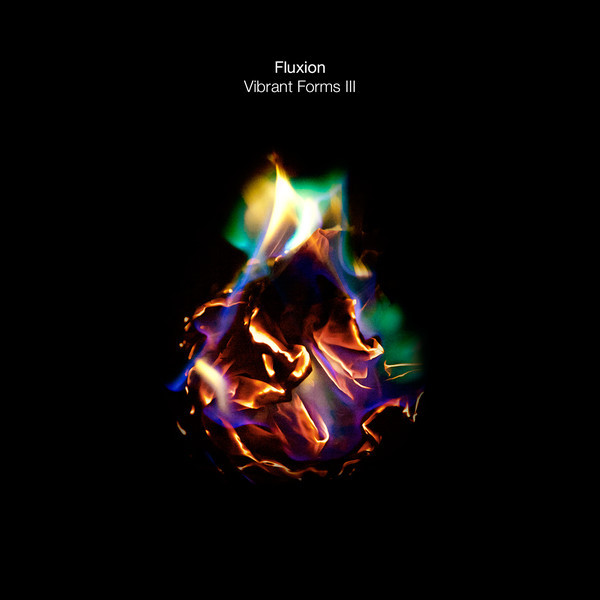 FLUXION | Vibrant Forms III (Subwax Bnc) – CD