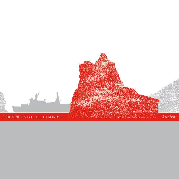 COUNCIL ESTATE ELECTRONICS | Arktika (Glacial Movements) – CD