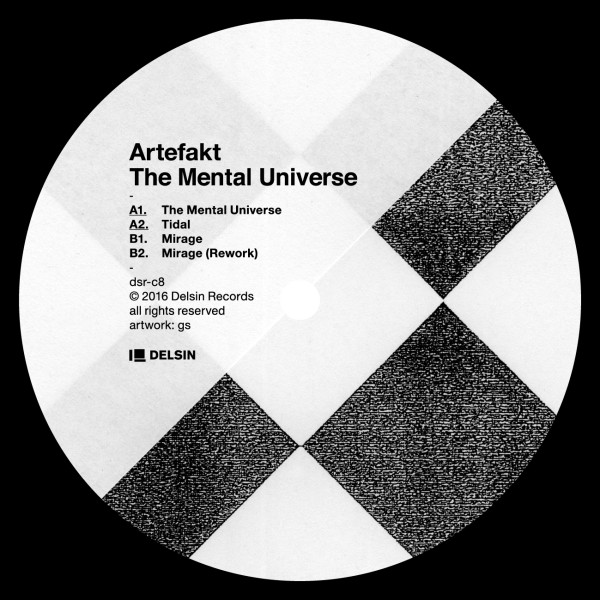 ARTEFAKT | The Mental Universe (Delsin) – EP