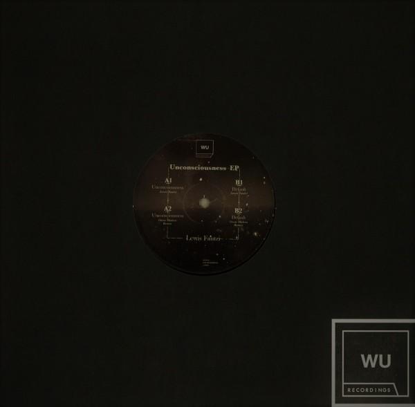 LEWIS FAUTZI | Unconsciousness (Warm Up Recordings) – EP